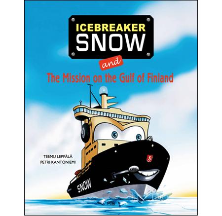 Il personaggio Icebreaker Snow.