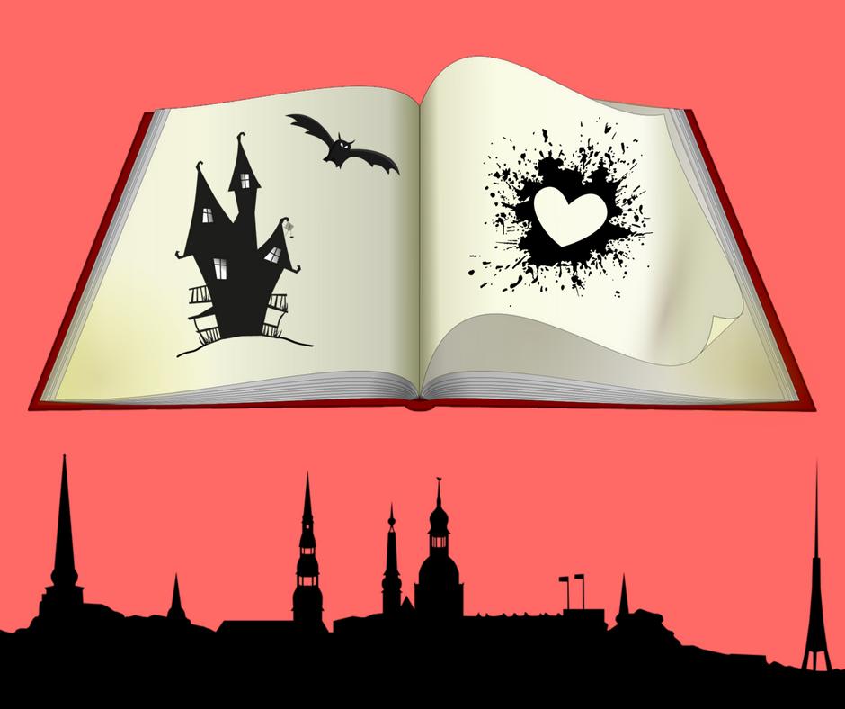 Un romanzo (immaginato) sui misteri di Riga.
